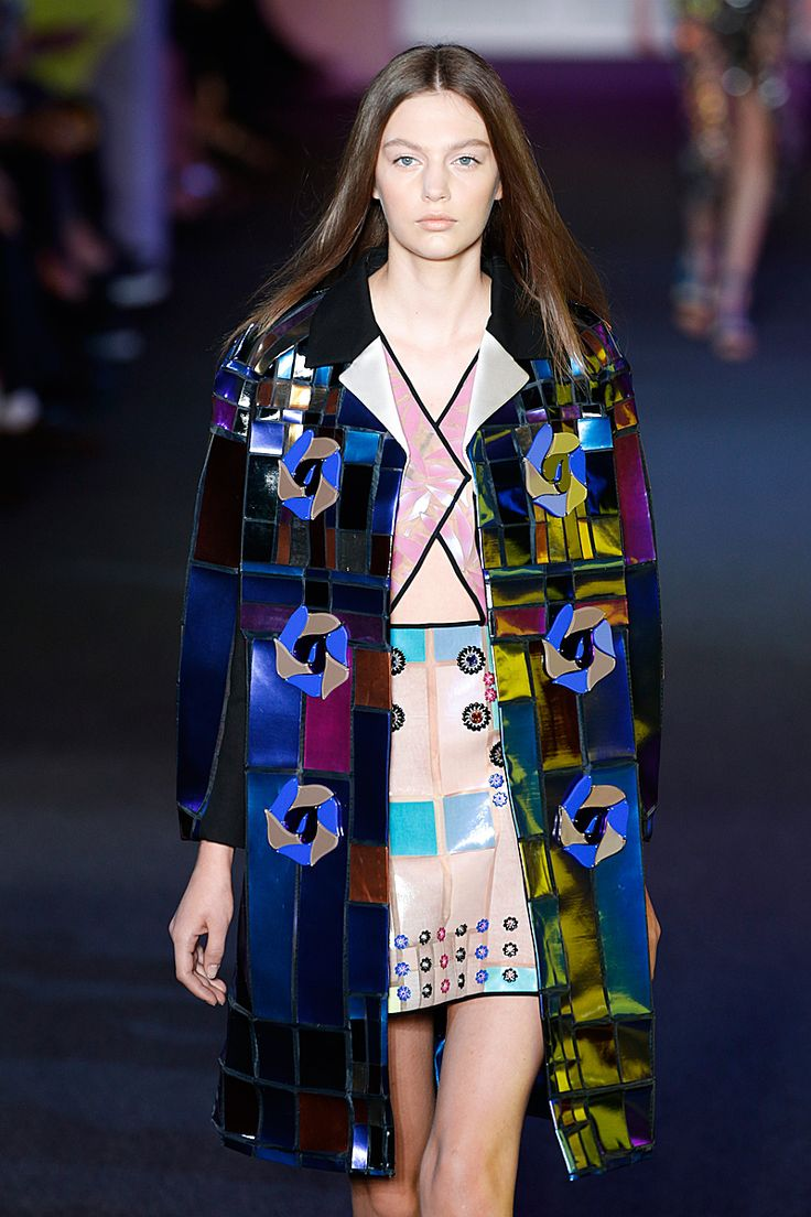 Pattern and Colour -Peter Pilotto