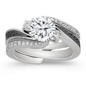 47 Best Swirl Bridal Sets Images On Pinterest