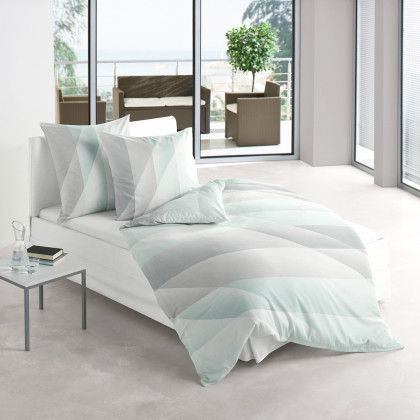 #beds #bedlinen Irisette Mako-Satin Bettwäsche Capri 8683-30 155x220 cm + 80x80 cm: Irisette Mako-Satin Bettwäsche… #mattresses #pillows