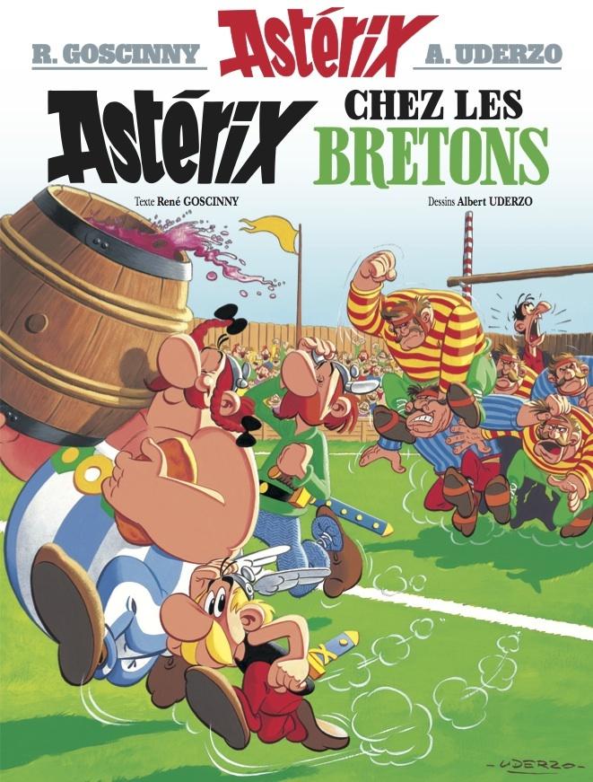 Astérix chez les Bretons (8)