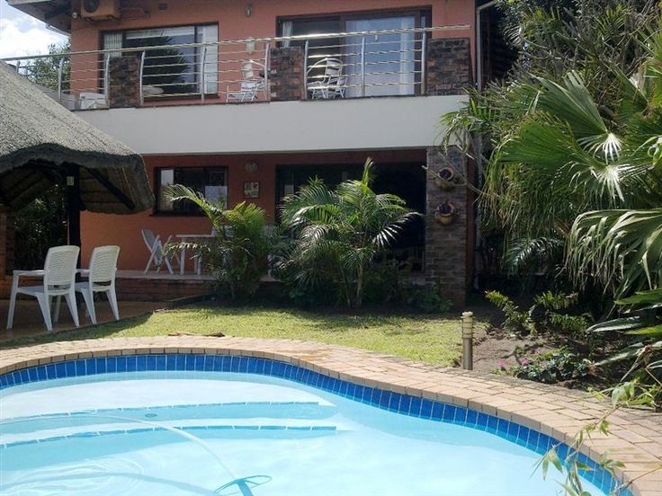 The Beach House - This is a comfortable beach house with beautiful sea views, situated in Ramsgate.  The house consists of four bedrooms, a comfortable lounge area with DStv, a fully equipped kitchen, a swimming pool and ... #weekendgetaways #margate #southcoast #southafrica