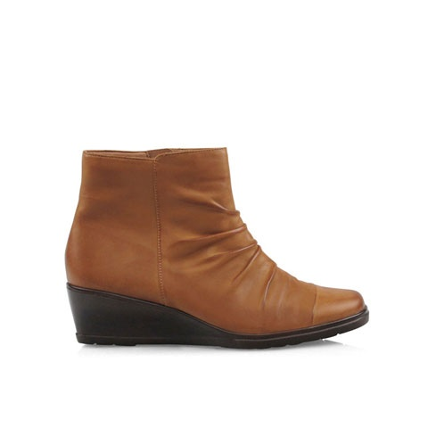 Zensu Tegan in Tan Nappa #winter #boots