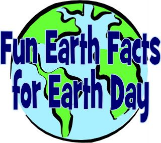 20 Fun Earth Facts for Earth Day - Mom On Timeout