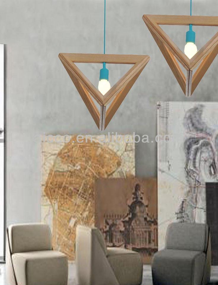 M s de 1000 ideas sobre techo de madera contrachapada en - Lamparas con palets ...