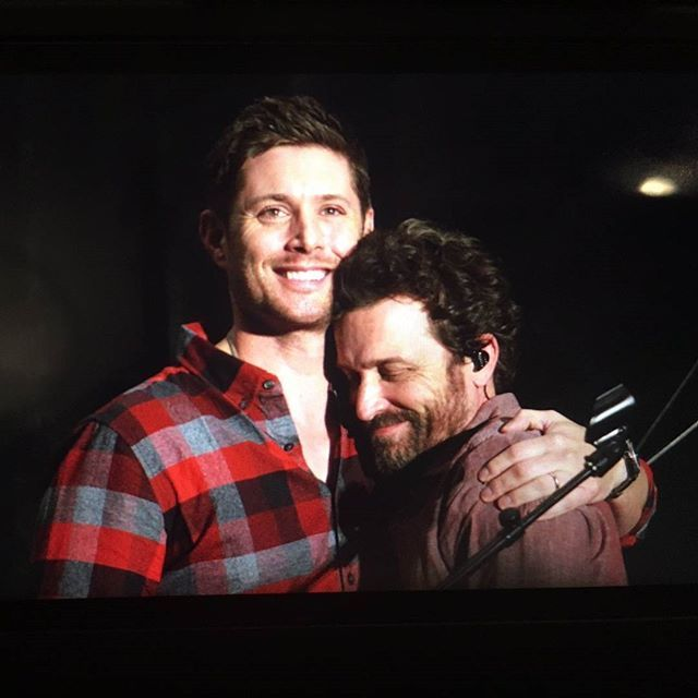 Jensen and Rob BurCon 2016