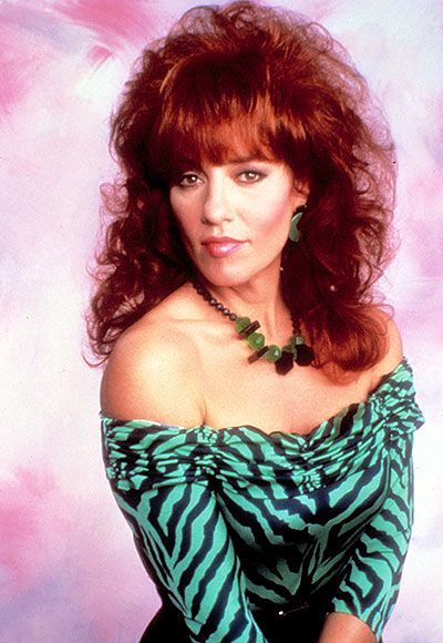 Married With Children  STYLE PROFILE  For Peg (Katey Segal), every fight over Al's credit-card bill was worth it when she looked into her closet of off-the-shoulder bustiers, towering stilettos, and skimpy body conscious minis.