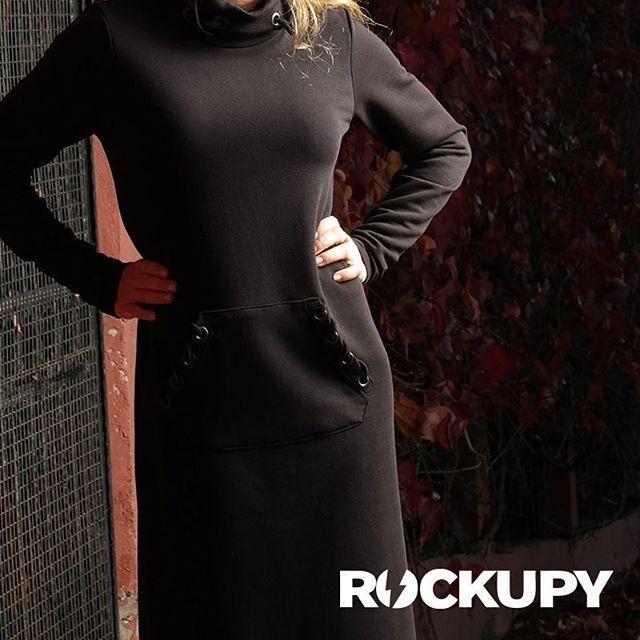 Türkiye'nin ilk Rock Fashion markası Rockupy'ın 2017 kış kreasyonu online satış sitemizde. goo.gl/0Bx8sd  #bayanelbise #boğazlıelbise #siyah #elbise #rockfashion #rockstyle #rockupy