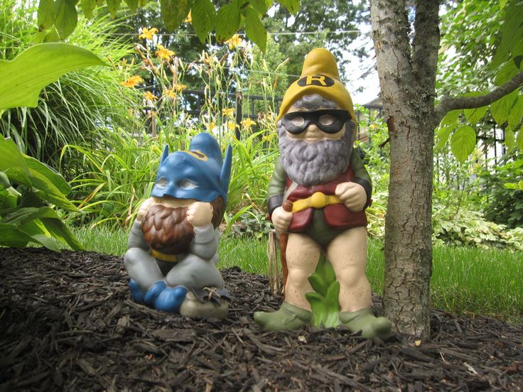 Gnome In Garden: Pin On Do Or DIY