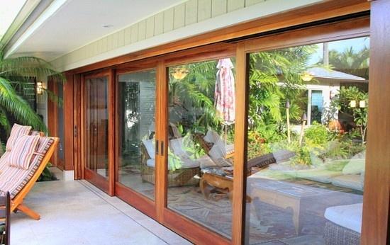 Sliding timber #doors