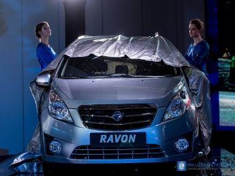 Фотография Ravon объявил цены на новый хэтчбек R2