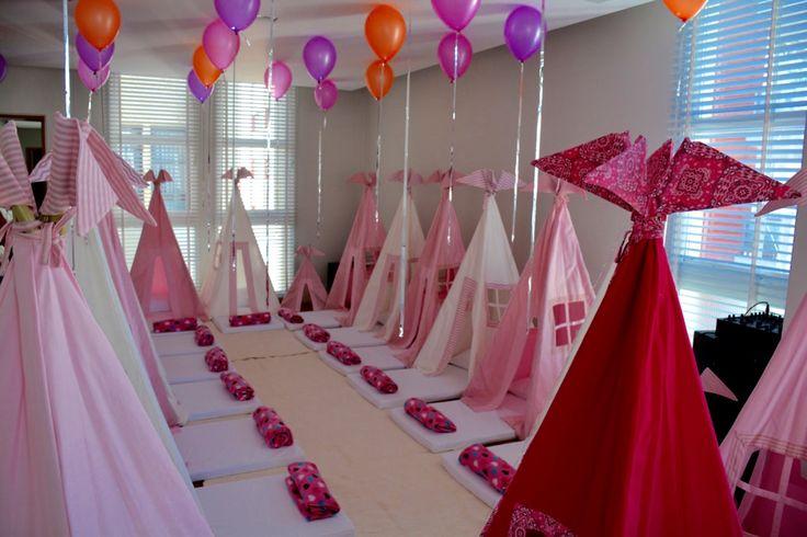 Faça a sua Festa do Pijama com a Crazy for Tents! Diversão Garantida! #festadopijama#teepee#cabanas#sleepover#girls#onlygirls#BFF#magia#diversão#crazyfortents