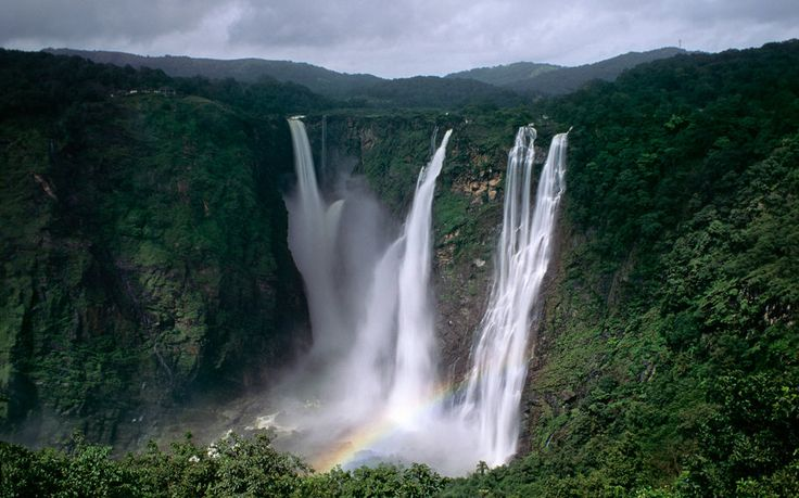 Jog Falls, India - 25 Awe-Inspiring Waterfalls to See Before You Die | Travel + Leisure