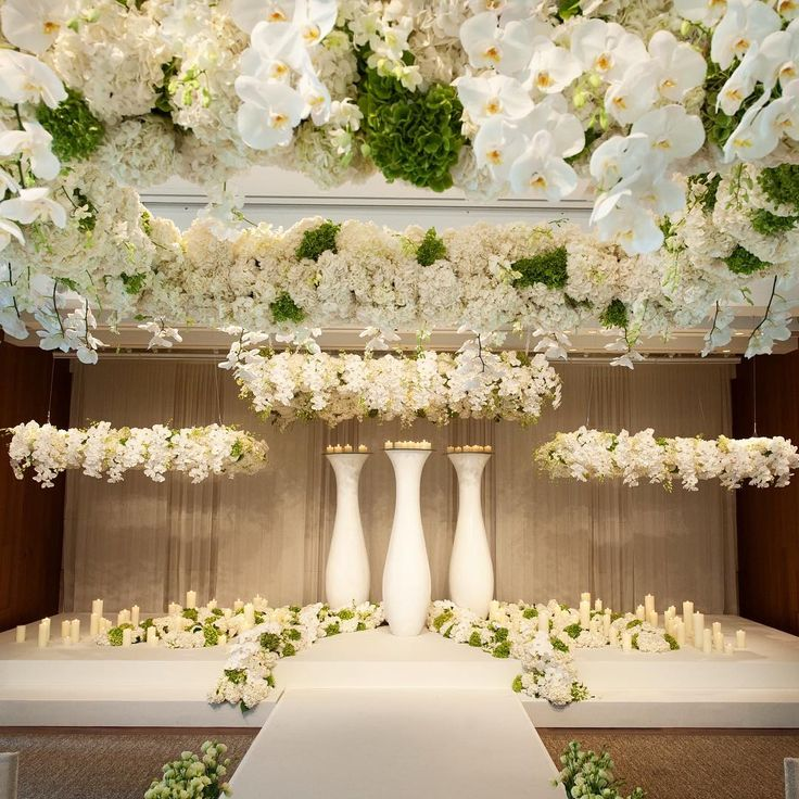 Dream Wedding Flowers by Jeff Leatham