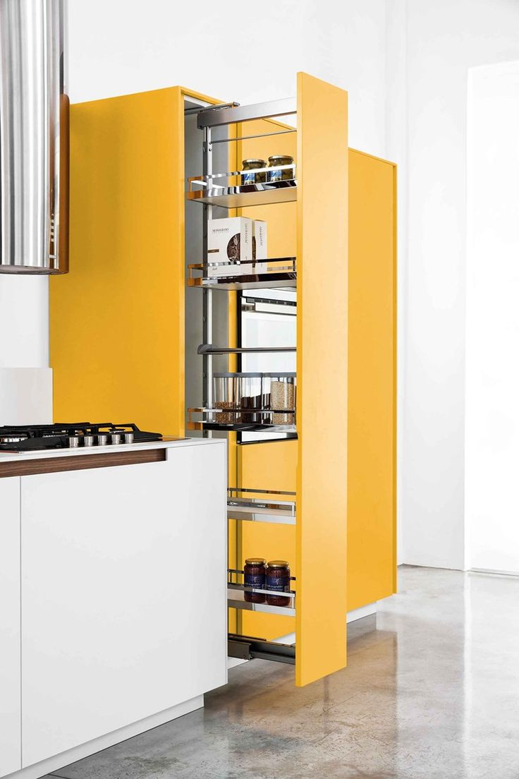 Lacquered kitchen ARCHEA I. by Polaris Life