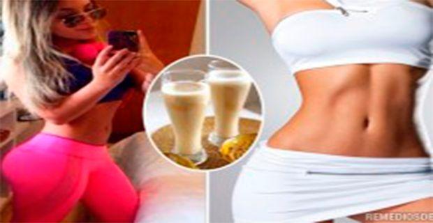 Conoce La Bebida Natural Mas Usada Por Las Famosas Para Bajar De Peso En Cuestión De Días