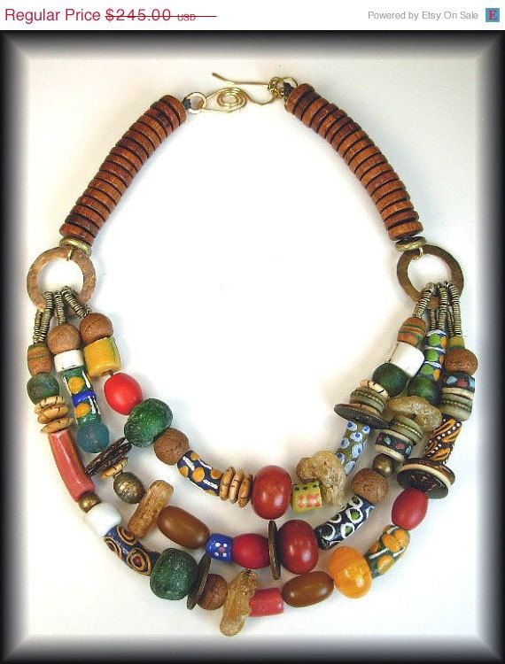 25 best ideas about african beads on pinterest make for How to make african jewelry crafts
