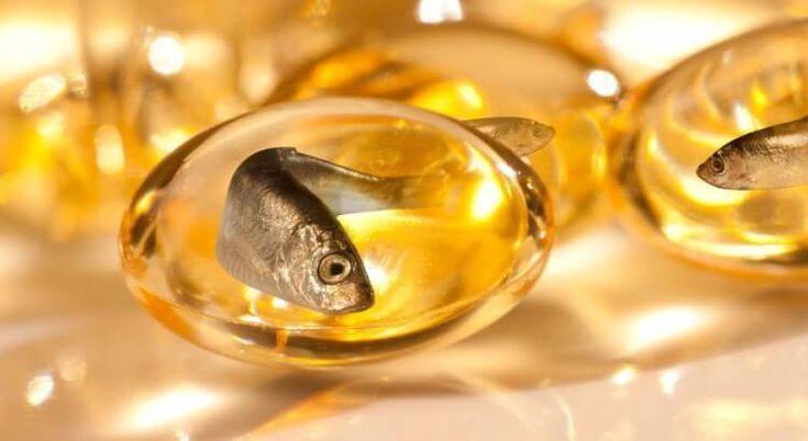 5 поводов для потребления рыбьего жира