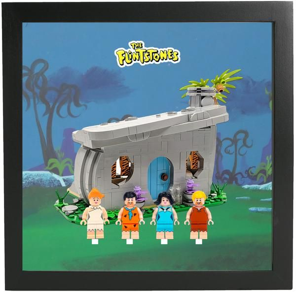 LEGO Flintstones Minifig Minifigure from 21316 select your Character or All 4