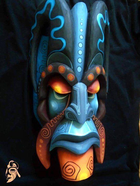 máscaras indígenas de costa rica - Mascara10 - Máscaras indígenas de Costa Rica - photo