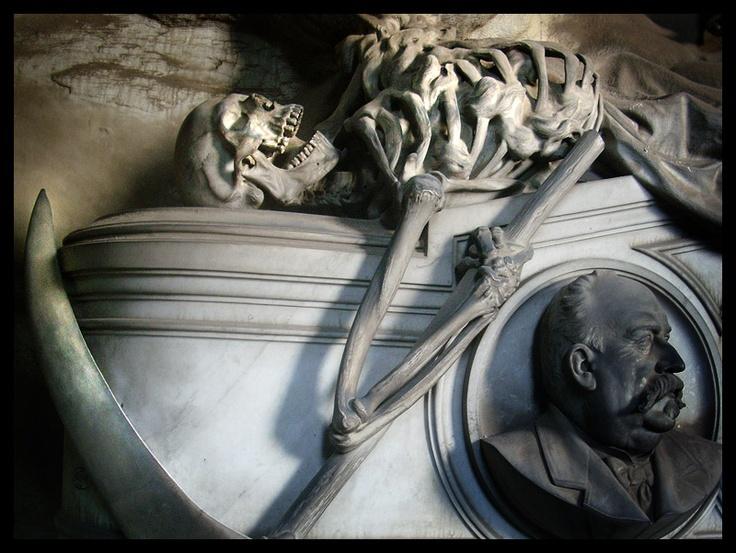 Death - Genova, Cimitero di Staglieno