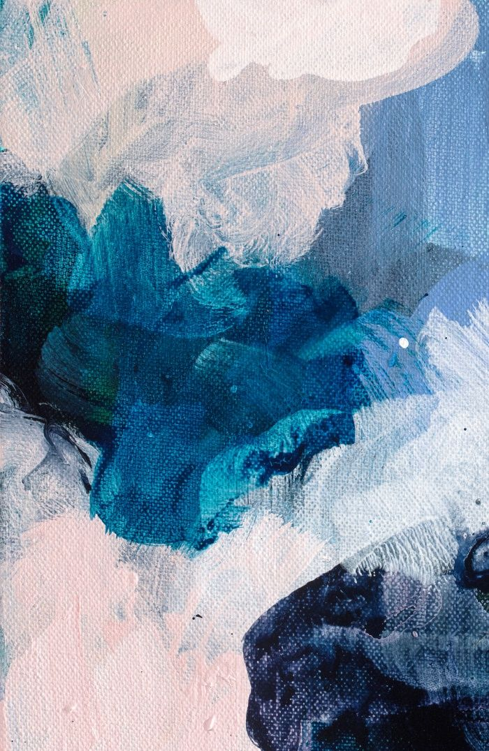 Palette No. Twenty Five Canvas Print