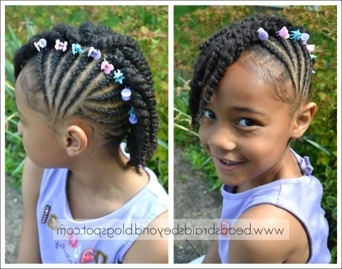 Cute Braid Hairstyles For Little Girls Download