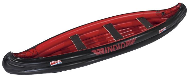 PortablePaddler - GRABNER Indio (inflatable canoe), $2,689.00 (http://www.portablepaddler.com/grabner-indio-inflatable-canoe/)