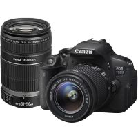 Canon EOS 700D DSLR with EF-S 18-55mm f/3.5-5.6 IS STM Lens