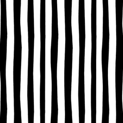 Kaufman Dr Seuss 10792-2 Black White Stripe $9.90/yd