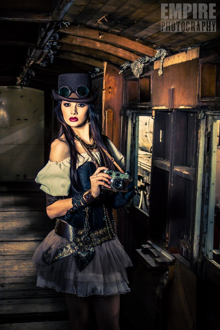 285 Best Images About Steampunk Models On Pinterest