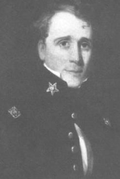 """SYDNEY SHERMAN - Texas Hero ... outfitted a volunteer force of 52 Kentuckians who left for Texas at the close of 1835. They brought with them the only flag the Texians had to fly during the Battle of San Jacinto. Sherman was placed in charge of Houston's 2nd Regiment of Texas Volunteers. He led the left wing of the Texian army at San Jacinto, and it was he who was credited with the cry: """"Remember the Alamo!"""" At the start of the Civil War, Sherman was appointed Commandant of Galveston. He…"""