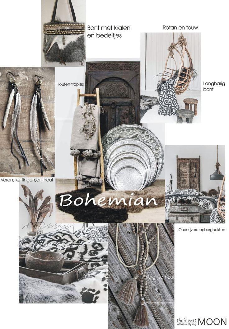 blog thuis met Moon Bohemain style