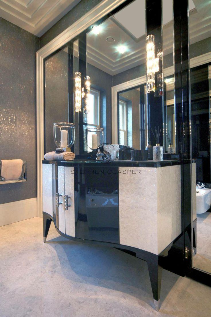Interior Design  Wentworth   Surrey   Stephen Clasper Interiors   Vanity  UnitsSurreyRetro StyleVanitiesBathroomsArt  255 best Vanity Units images on Pinterest   Bathroom ideas  Design  . Bathroom Cabinets Vanities Surrey. Home Design Ideas