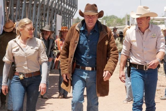 """A&E may have counted the """"Longmire"""" series and its fans as irrelevant, but history will show that the cancellation of """"Longmire"""" was one of the most colossal disasters in the network's history, ..."""