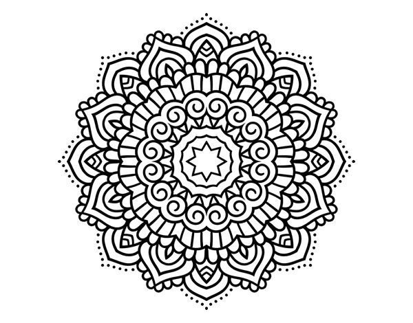 59 Best Images About Dibujos De Mandalas Para Colorear On