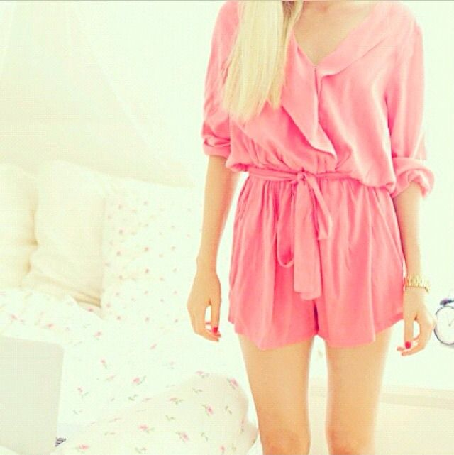 summer jumpsuit :)
