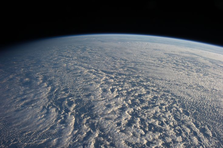 On Jan. 4 a large presence of stratocumulus clouds was the central focus of camera lenses which remained aimed at the clouds as the Expedition 34 crew members aboard the International Space Station flew above the northwestern Pacific Ocean about 460 miles east of northern Honshu, Japan.