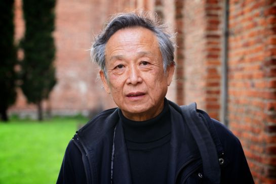 Gao Xingjian, Premio Nobel per la letteratura, nel 2000.