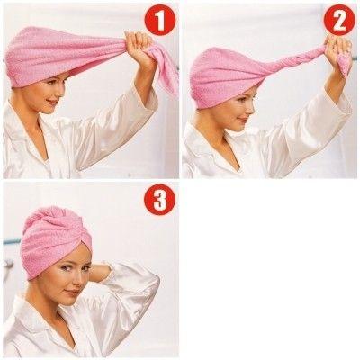 Vuoi avere dei capelli ricci ben definiti ma senza usare il ferro o il phon? Ti basta un asciugamano e qualche minuto e il risultato è impeccabile.