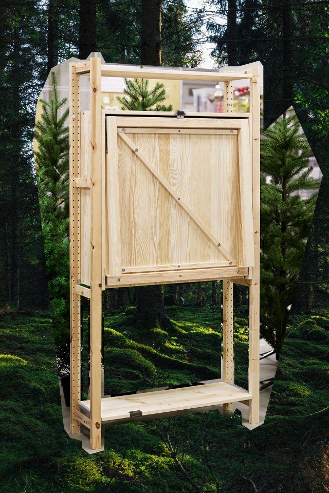 223 besten ivar ideas bilder auf pinterest ikea hacks k chen und regal. Black Bedroom Furniture Sets. Home Design Ideas