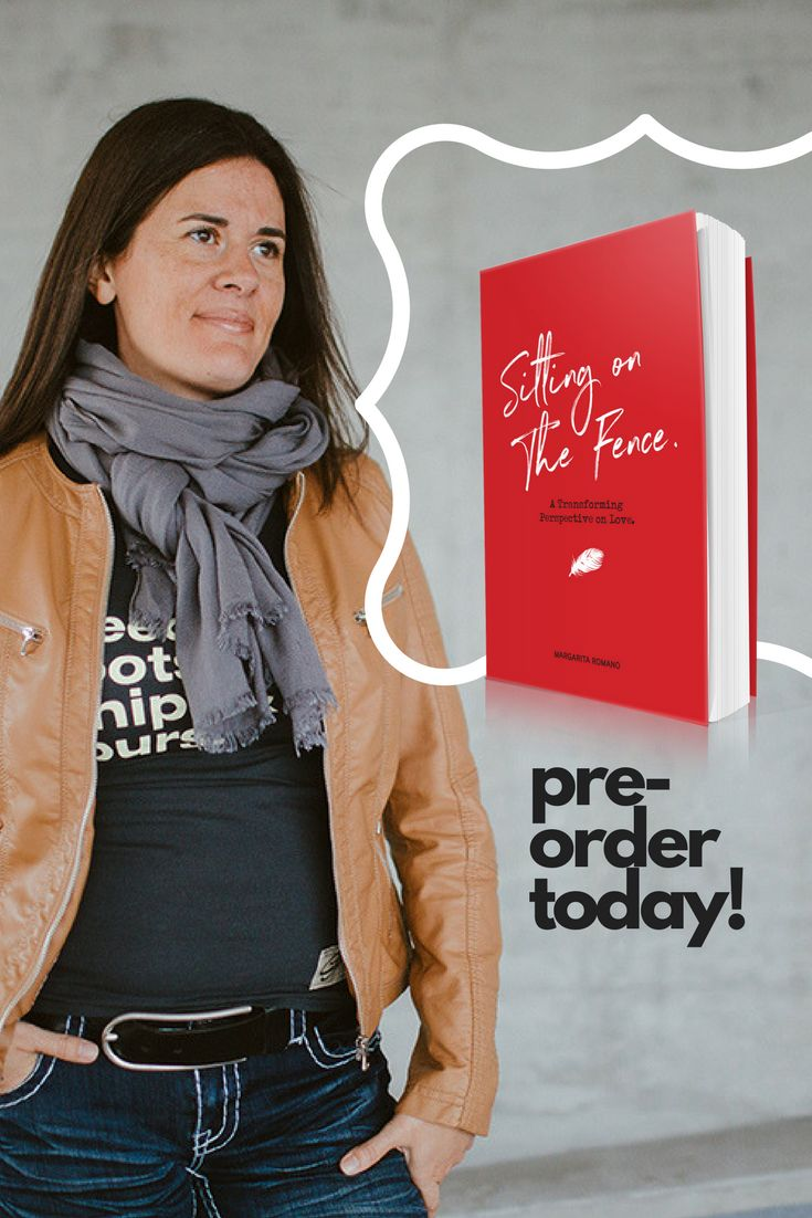 """My book Sitting On The Fence - A Transforming Perspective On Love has been in the works since 2014 and it is finally ready for pre-order. This book is based on a love story - of how Isabelle and I came to be - and I am also using our story to share my realizations, learnings, and ideas about the power of love. Love comes from within and it is all-seeing. It is not """"just an emotion"""" or something to rely on others to fulfill for us - it is a state of being."""