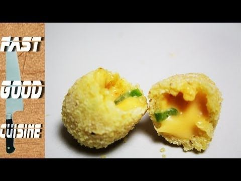 Comment faire des chili cheese Nuggets | FastGoodCuisine - YouTube
