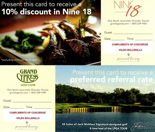Florida golf discount coupons