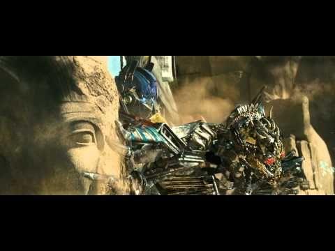 "Noisia - Machine Gun [16Bit remix] Transformers Video ""This thing is Wicked!"""