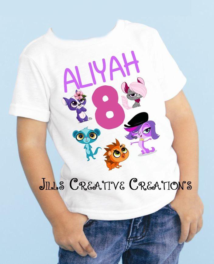 Littlest Pet Shop T-Shirt