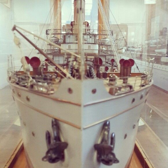 A day at the maritime museum