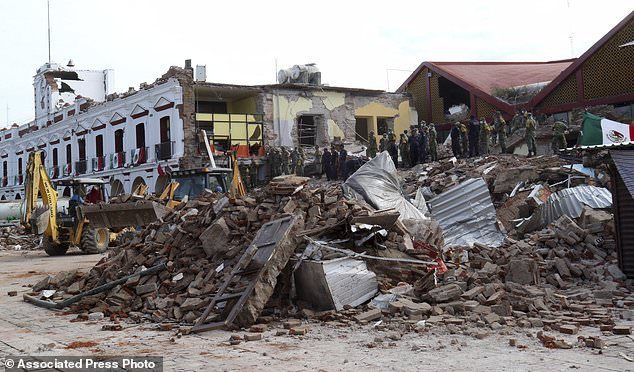 Mexico endures strongest earthquake in centuries - The Signal