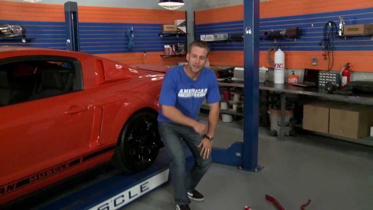 2005-2009 Mustang V6 Handling Pack- Bolt-On Build-Ups