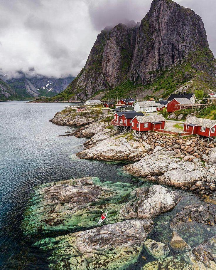 Hamnoy - Norwegia.