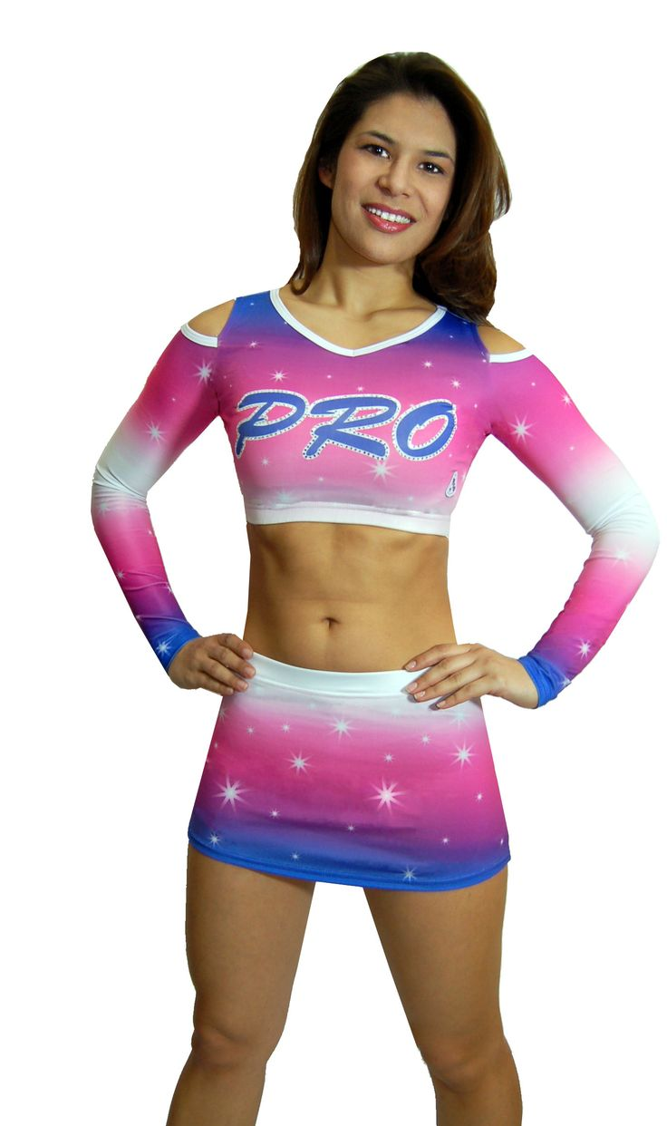Dye sublimated uniform with cut outs